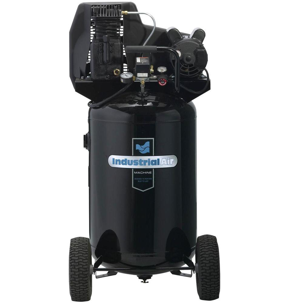 Industrial Air 30 Gal. Portable Electric Air Compressor