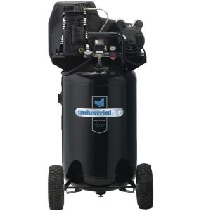 Click here to buy Industrial Air 30 Gal. Portable Electric Air Compressor by Industrial Air.