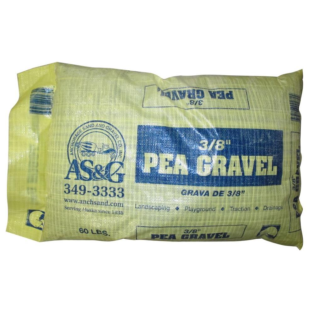 Anchorage Sand Gravel 60 Lb Pea