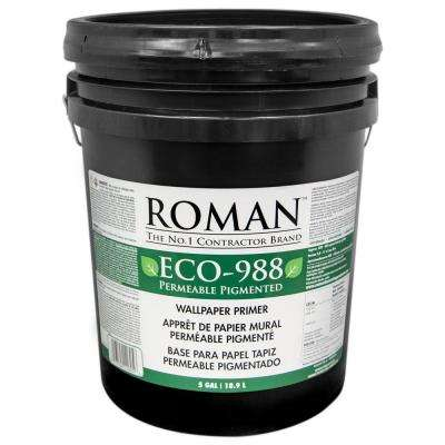 Eco 988 5 Gal Pigmented Wallcovering Primer