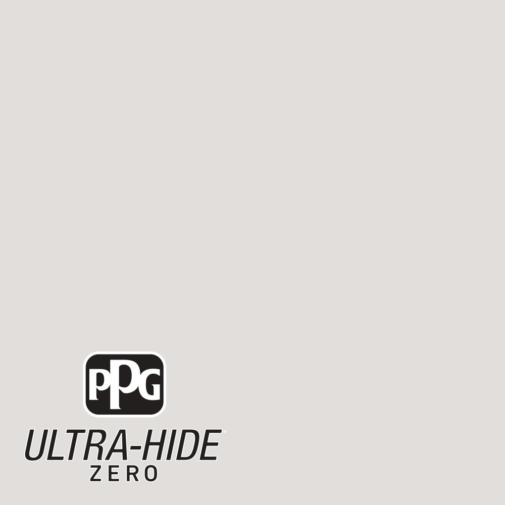 PPG 5 gal. #HDPWN22U Ultra-Hide Zero Light Pelican Grey Eggshell Interior Paint