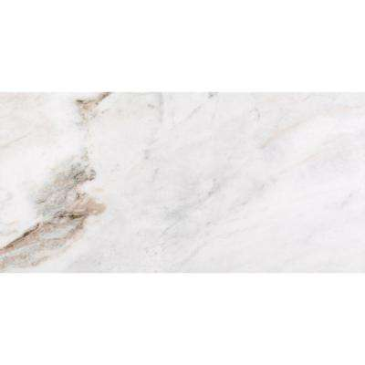Kalta Fiore 12 in. x 24 in. Marble Floor and Wall Tile (10.02 sq. ft. / case)