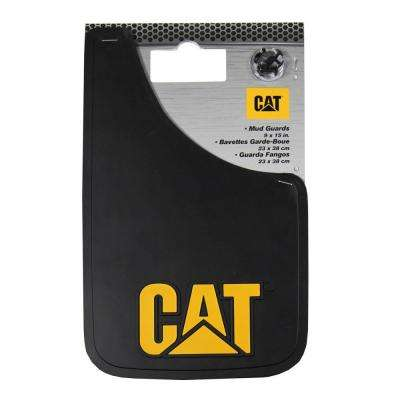 Caterpillar 9 in. x 15 in. Mudguard Set