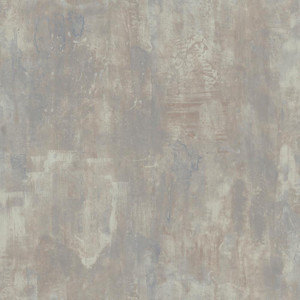 Chesapeake Aubrey Brown Crystal Texture Wallpaper VIR98303