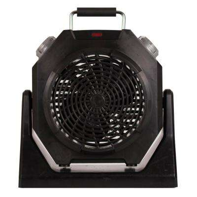 1500-Watt Portable Heater with Fan