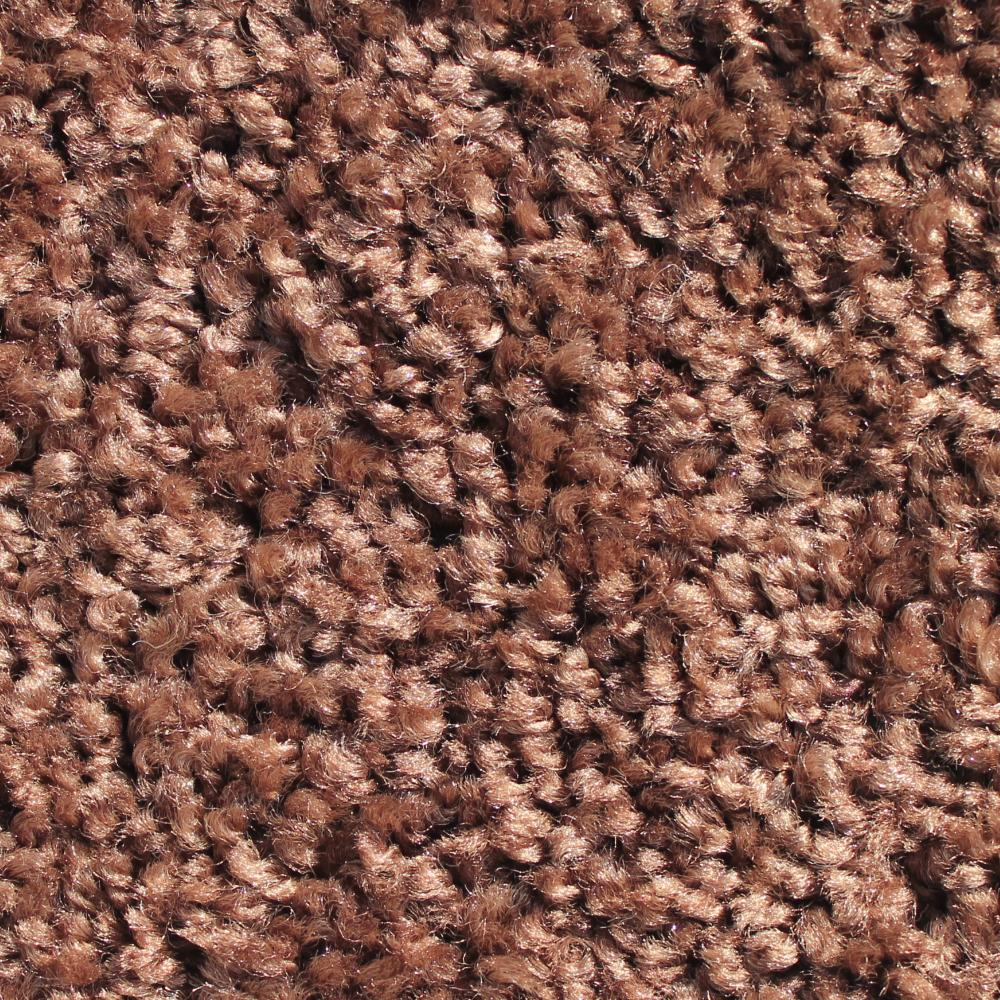 Mid-Century Pipe Tobacco 24 in. x 24 in. Residential Carpet Tile