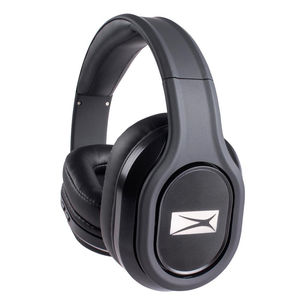 altec lansing evolution 2 bluetooth headphones mzx667 blk hd the home depot. Black Bedroom Furniture Sets. Home Design Ideas