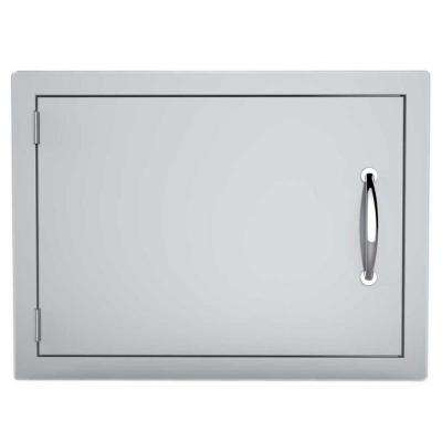 Classic Series 17 in. x 24 in. 304 Stainless Steel Horizontal Access Door