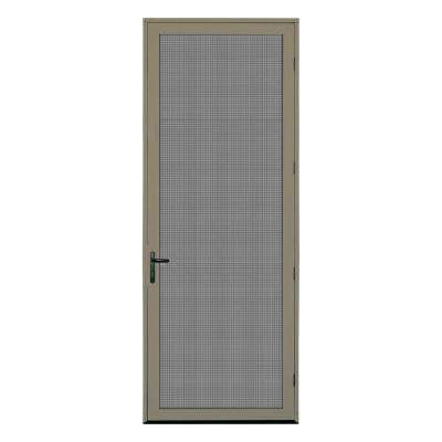 36 In. X 96 In. Desert Sand Surface Mount Right Hand Meshtec Ultimate