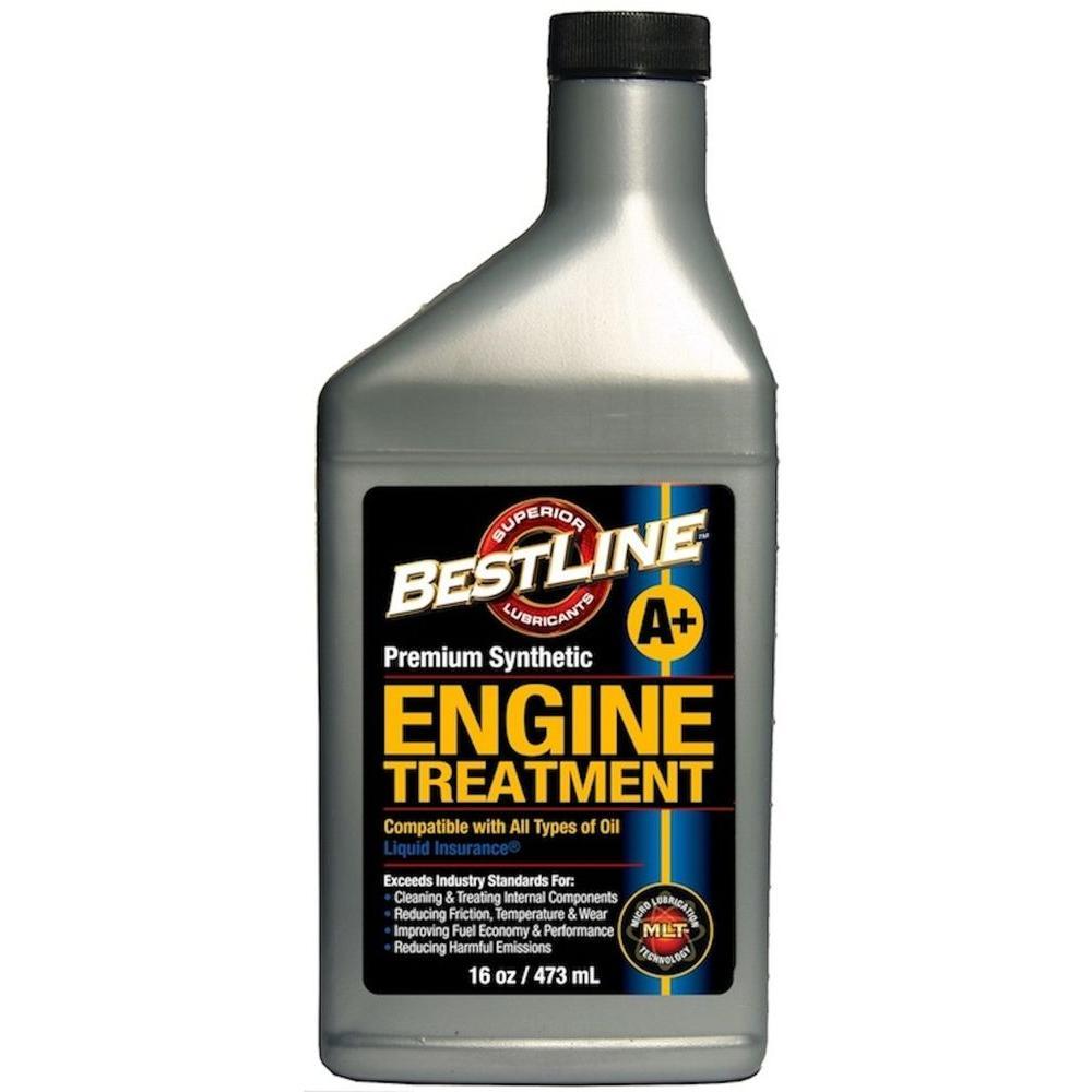 Bestline Lubricants 16 Fl Oz Gas Engine Treatment 25104