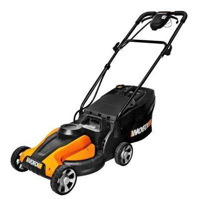 14 in. 24-Volt Cordless Walk-Behind Battery Push Mower - Battery/Charger Included