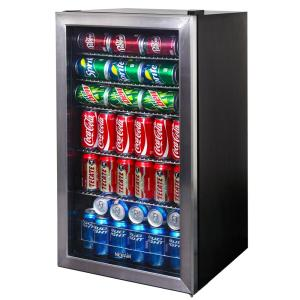 Click here to buy NewAir 19 inch 126 (12 oz.) Can Cooler or 23 Bottles of Wine by NewAir.