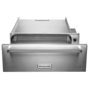 Kitchenaid Architect Series Ii  In Slow Cook Warming Drawer