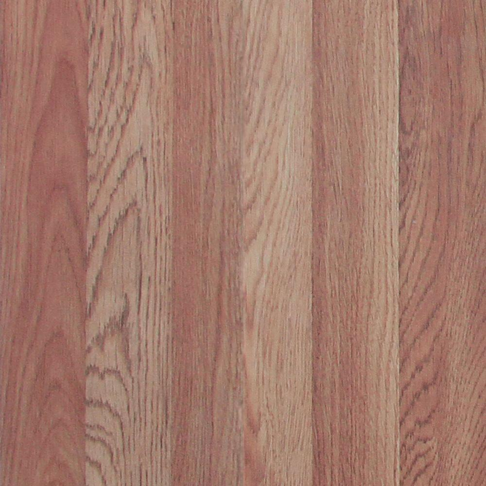 Trafficmaster Nolan Oak 7 Mm Thick X 64 In Wide 47 95 Length