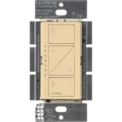 Caseta Wireless Smart Lighting Dimmer Switch for Wall & Ceiling Lights, Ivory