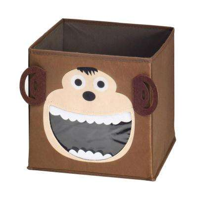 10 in. x 10 in. Collapsible Cube Monkey