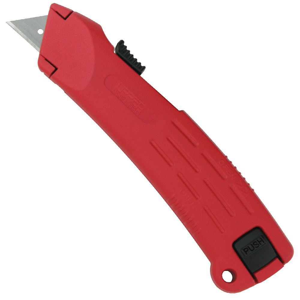 URREA Self Retracting Utility Knife by URREA