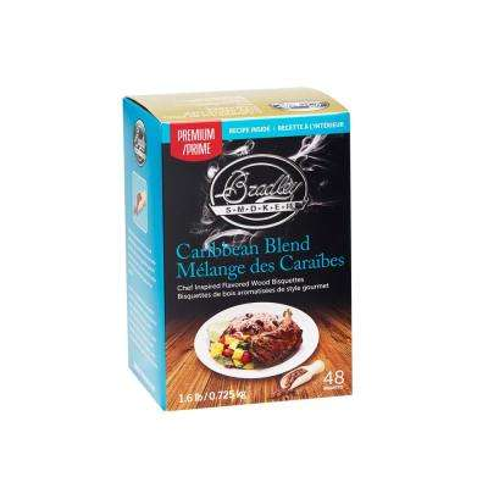 Premium Caribbean Blend Bisquettes (Box of 48)