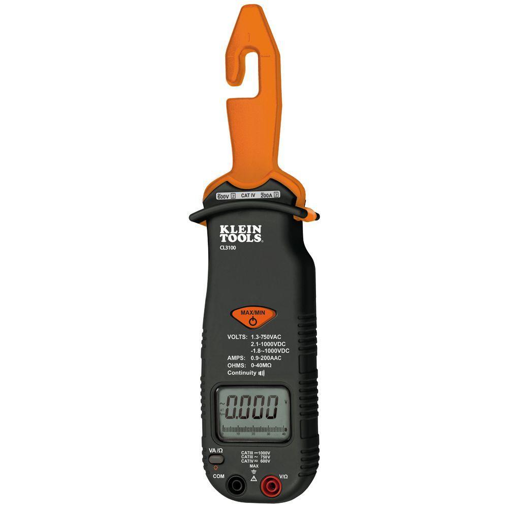 Klein Tools Amp Test Tool