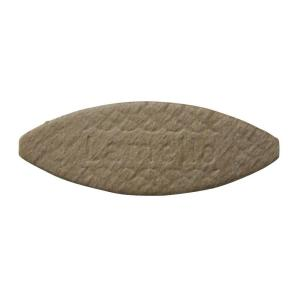Lamello #10 Beech Wood Biscuits and Plates (1,000-Piece) by Lamello