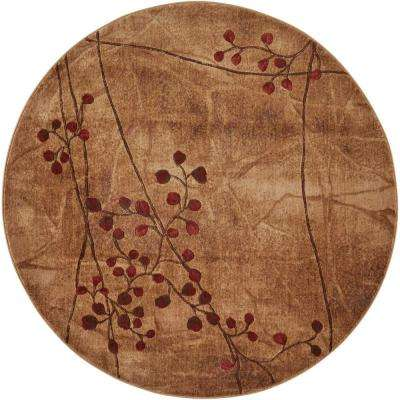 Round - Area Rugs - Rugs - The Home Depot d3ed090fd1