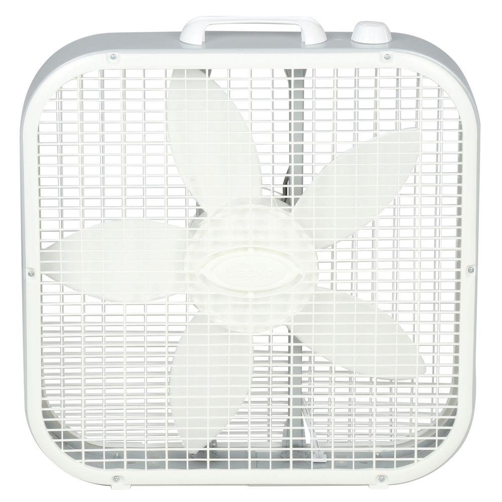 Lasko 20 in. 3-Speed Box Fan