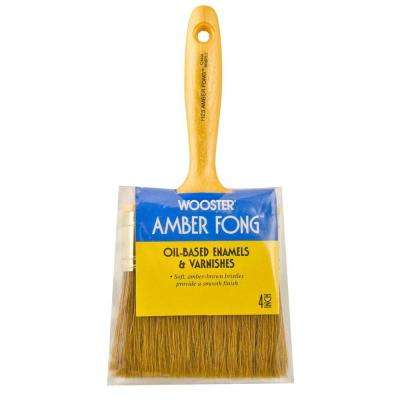 4 in. Amber Fong Bristle Brush
