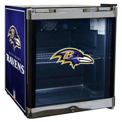 17 in. 20 (12 oz.) Can Baltimore Ravens Cooler