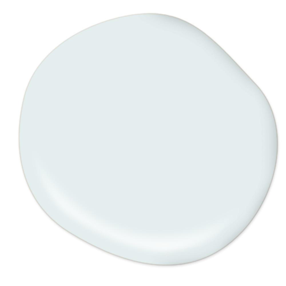 Behr Mountain Air paint color - Come be inspired by interior design photos with French Green Paint Colors and Serene French Blue-Greens. #greenpaintcolors #mintgreen #interiordesign #paint #mountainair