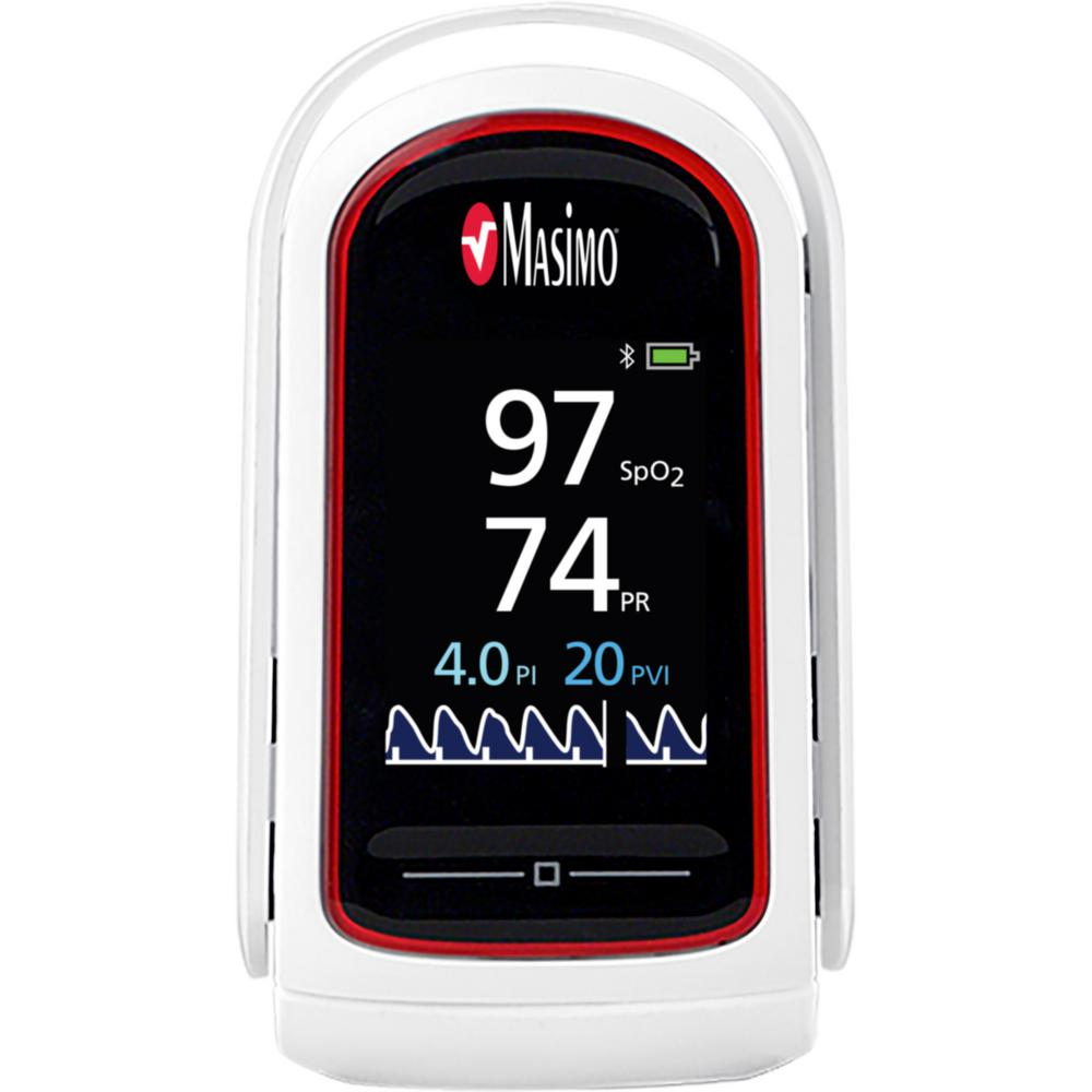 Masimo MightySat Fingertip Pulse Oximeter with Bluetooth ...