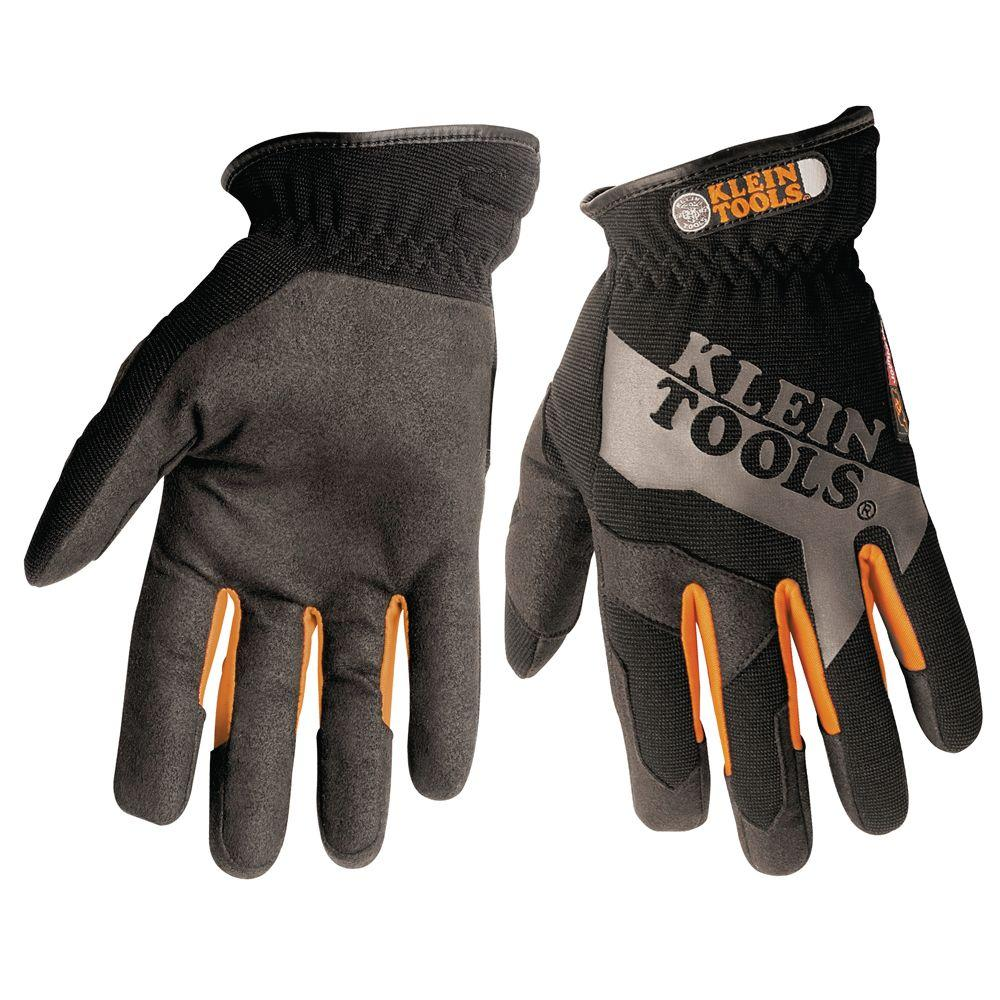 Klein Tools Journeyman Medium Utility Gloves-DISCONTINUED