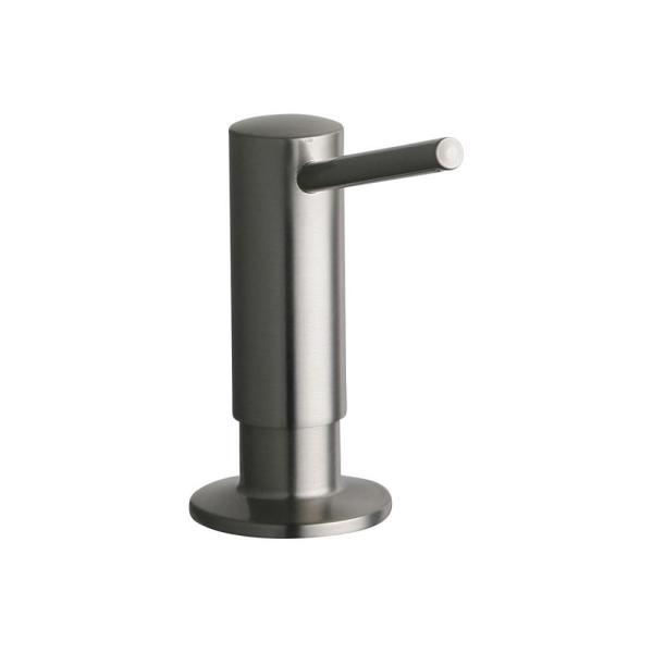 Soap Dispenser in Brushed Nickel