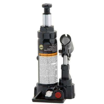 2-Ton Hydraulic Bottle Jack