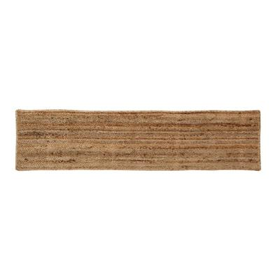 Solid Jute Braided Natural Jute Table Runner