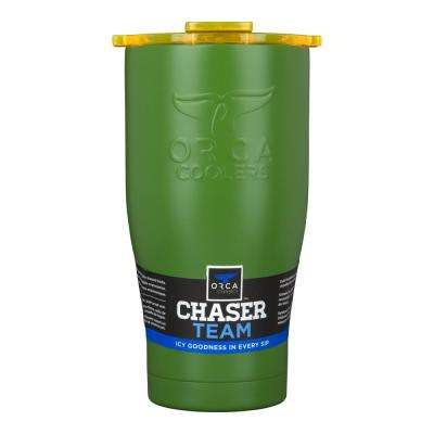 ORCA Chaser 27 oz. Green/Yellow