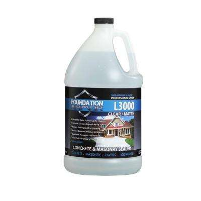 L3000 1 gal. Concentrated Lithium Silicate Concrete Sealer, Hardener and Densifier