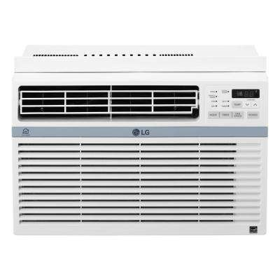 10,000 BTU Window Smart (Wi-Fi) Air Conditioner with Remote, ENERGY STAR