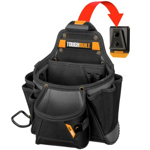 Contractor Pouch, Black