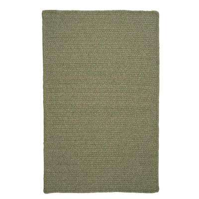 Wilshire Palm 9 ft. x 12 ft. Braided Area Rug
