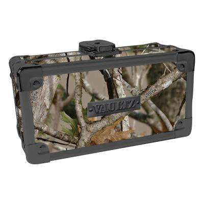 Locking Sports Sunglass Case, Next Camo/Black