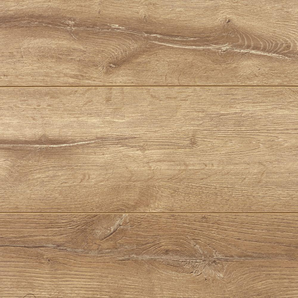 Home decorators collection biscayne washed oak 8 mm thick for Square laminate floor tiles