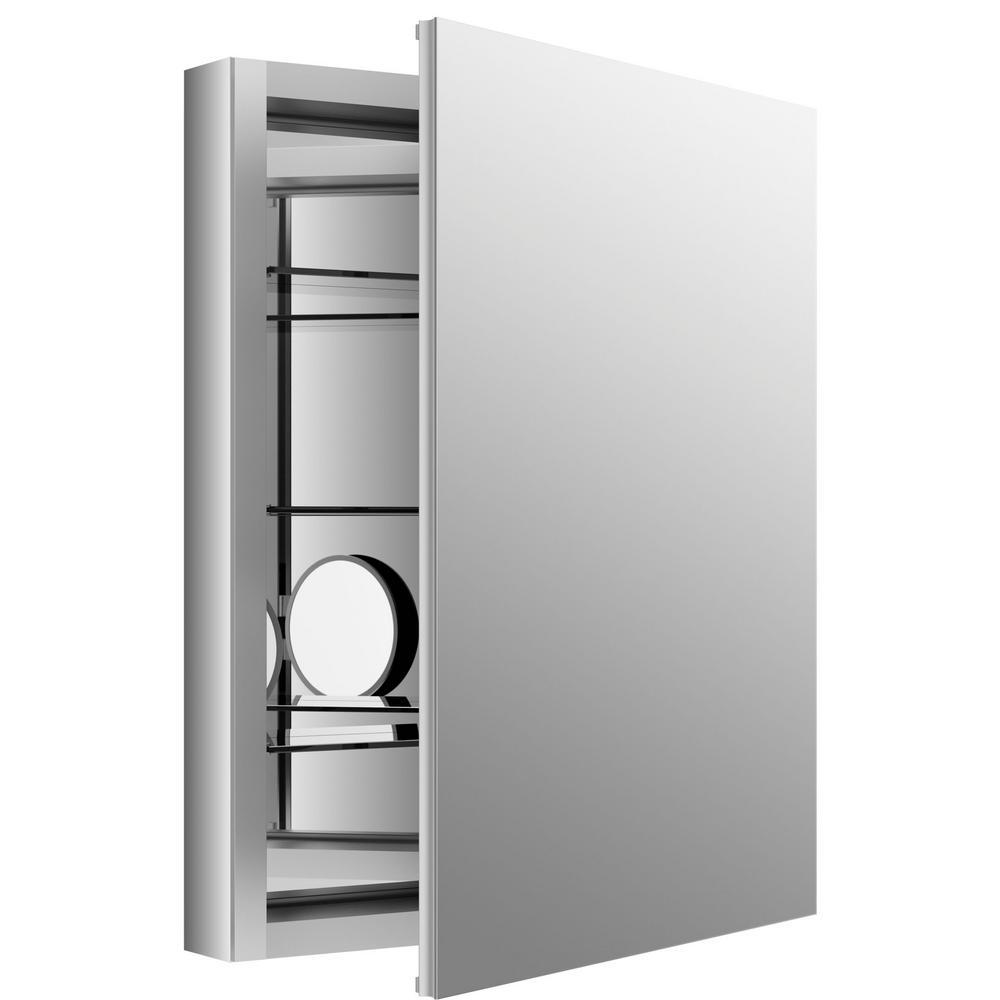 Kohler Verdera 24 inch Mirror Cabinet with Flat Mirror by KOHLER