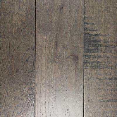 Band Sawn Grey Hickory 3/4 in. Thick x 3-1/4 in. Wide x Random Length Solid Hardwood Flooring (22.5 sq. ft. / case)
