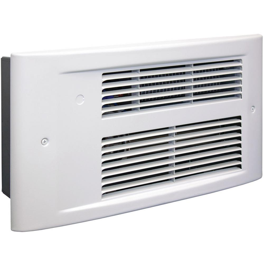 PX 240-Volt, 1750-Watt, Electric Wall Heater in White Dove