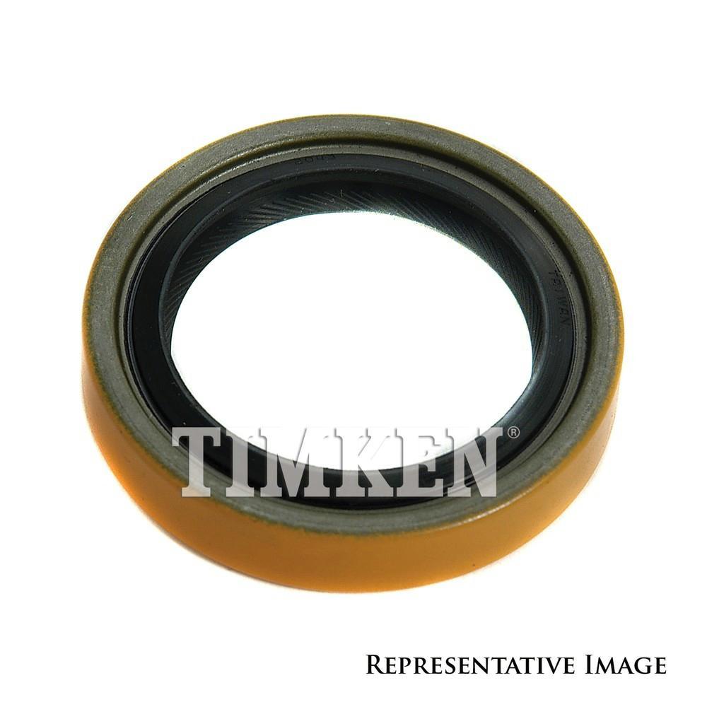 Rear Engine Crankshaft Seal fits 1998-2012 Toyota Land Cruiser Tundra Sequoia
