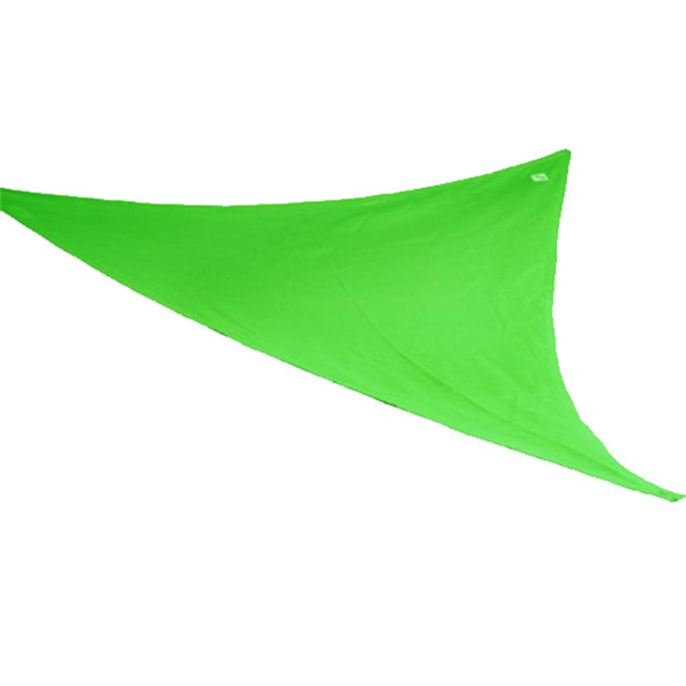 9 ft. 10 in. Lime Green Triangle Party Sail