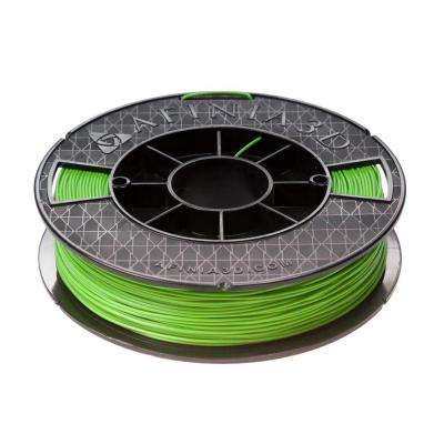Premium 1.75 mm Green PLA Filament