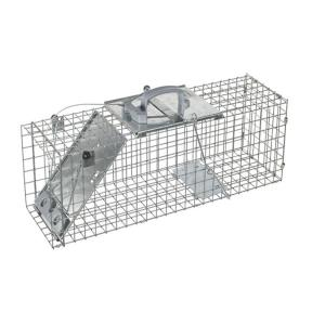 Havahart Large Collapsible Easy Set Live Animal Cage Trap by Havahart
