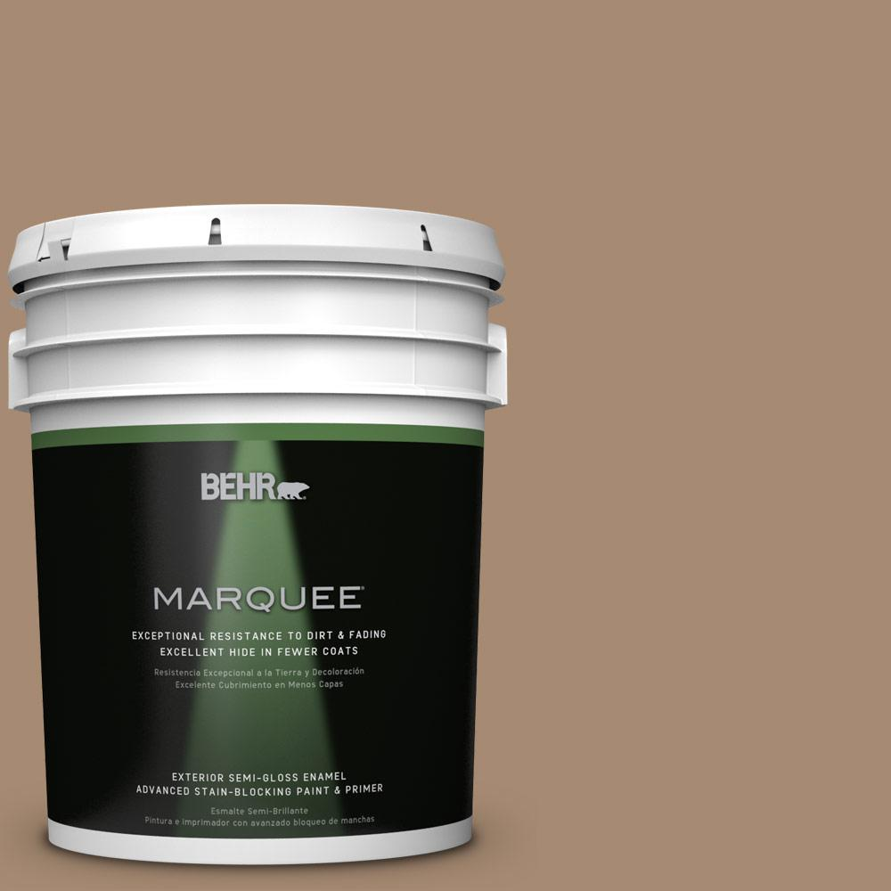 5-gal. #N260-5 Distant Land Semi-Gloss Enamel Exterior Paint