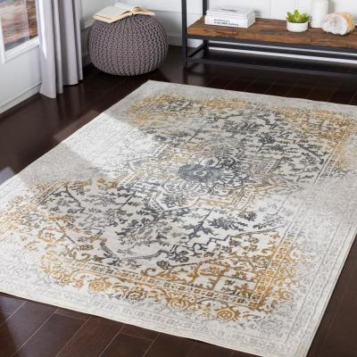 Yellow - Area Rugs - Rugs - The Home Depot